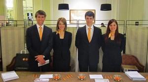 Azafatas y azafatos de evento en Gran Hotel, Salon de Empleo Kuhnel
