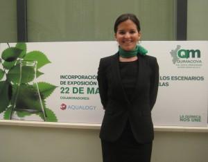Azafatas y promotoras, en jornadas, eventos, ferias y congresos, con Quimacova, Valencia