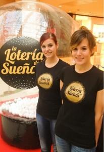 Campaña en centro comercial en Zaragoza adico