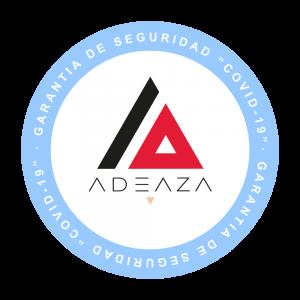 Garantía de Seguridad COVID 19 - ADEAZA